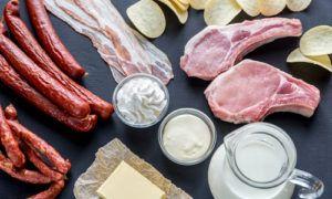 Trans fats food