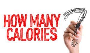 calories per day