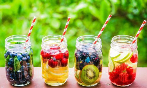detox water ideas