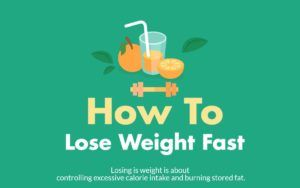 How To Lose Weight Fast: 7 Basic and Actionable Tips For Weight Loss