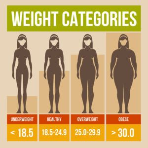 weight categories