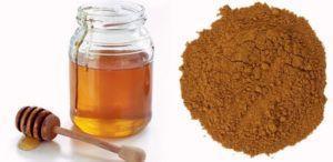 honey cinnamon water