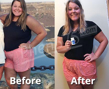 Elysia Lost 50 lbs