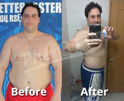 Ryan Lost 57 lbs