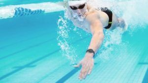 fitness tracker for swimming