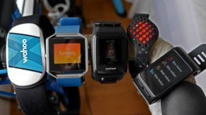 fitness trackers data