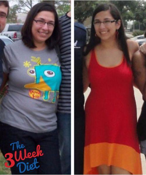 3 week diet review by natasa