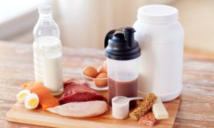 how much protein a day