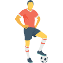 soccer-player icon