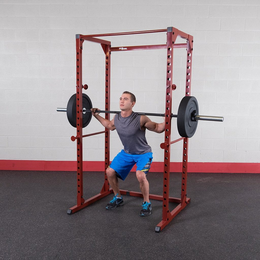 Best Fitness Power Rack