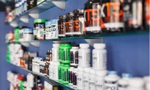 Body Building Supplements that Work like Steroids